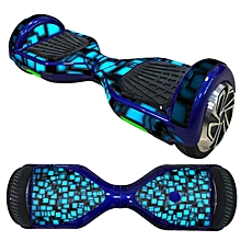 Protective Vinyl Skin Decal for 6.5in Self Balancing Scooter Hoverboard 2 Wheels