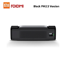 Roidmi P8 Smart Car Air Purifier with OLED Display Mute Block PM2.5 Formaldehyde Haze Purifiers Intelligent Mi Home APP 12V 8.4W