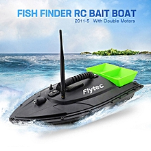 2011-5 Fish Finder 1.5kg Loading 500m Remote Control Fishing Bait Boat RC Boat