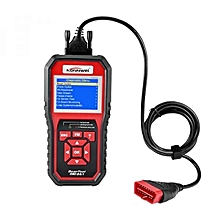 Authorized KW850 Automotive Scanner Multi-language Full OBDII Auto Diagnostic Tool LBQ