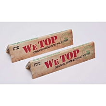 All Natural Rolling Paper-50 Booklets  Per Box