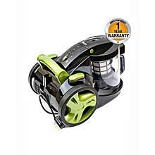 RM/374 - Dry Vacuum Cleaner - Silver & Green