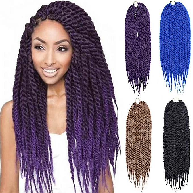 Buy Generic Wig Soft Hair Extension For Woman Curly Hair Piece