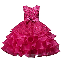 4c14bbdaa2652 Girls Dresses Party Princess Dresses For Girls Costume Satin Dress Girl  Clothes