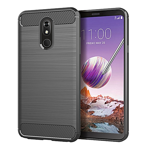 finest selection ecdef 9faa8 LG G Stylo 5 Case Soft TPU Phone Case Back Cover
