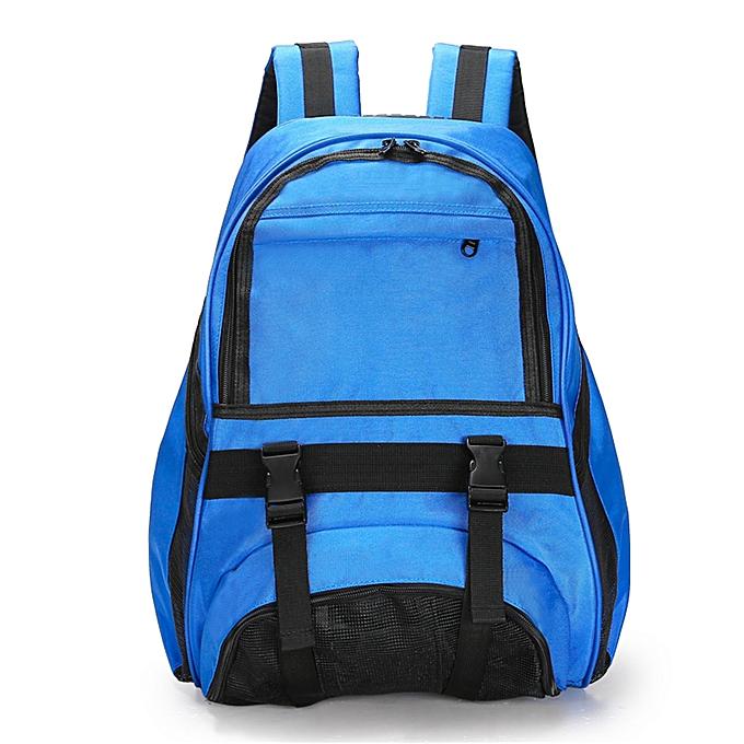 a60b5080350a Outdoor Waterproof Sport Large Gym Bag Basketball Soccer Ball Pocket  Backpack