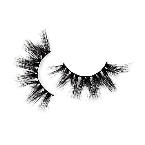 69b94f3a0d5 Generic Eyelashes 3D Mink False EyeLuxury Large Criss-cross False Eyelashes  25mm Hand Made Fluffy Dramatic Lashes Makeup(E14)
