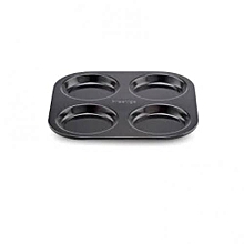 52779 - Bakeware Yorkshire Pudding Tin 4Cups