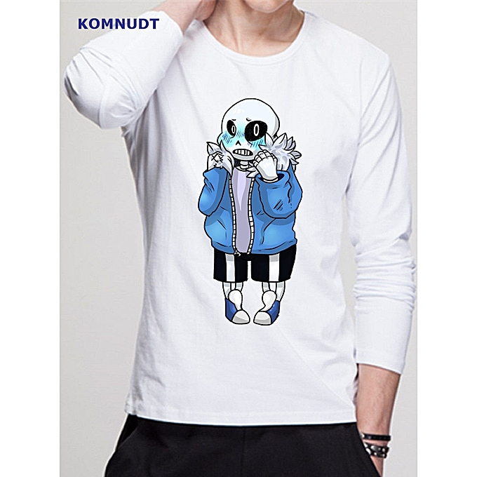 Skull Fancy 2018 Funny Undertable Game Fashion T Shirt Men Graphic tshQrd