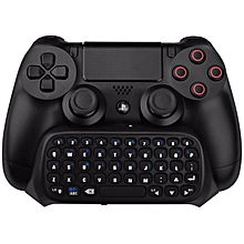 DOBE PS4 Keyboard,Wireless Gamepad Chatpad Message Keyboard for PS4 Controller WWD