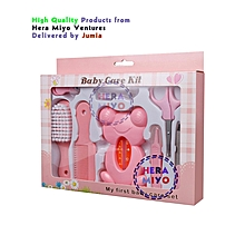 Infant Portable Baby Grooming Nursery Care Healthy Kit