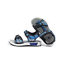 McKids Open Blue Boys' Sandals