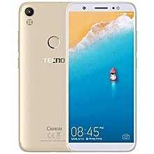 "Camon CM - 5.7"" - 16GB - 2GB - Dual Sim - Gold"
