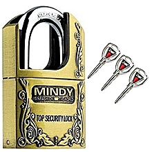 Padlock 60 mm Mindy