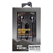 Motion Bluetooth Earphones Green/Black