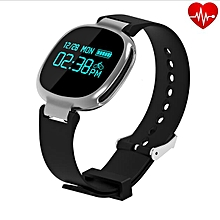 E08 Bluetooth Smart Watch Heart Rate Swimming Monitor IP67 Waterproof Fitness Tracker