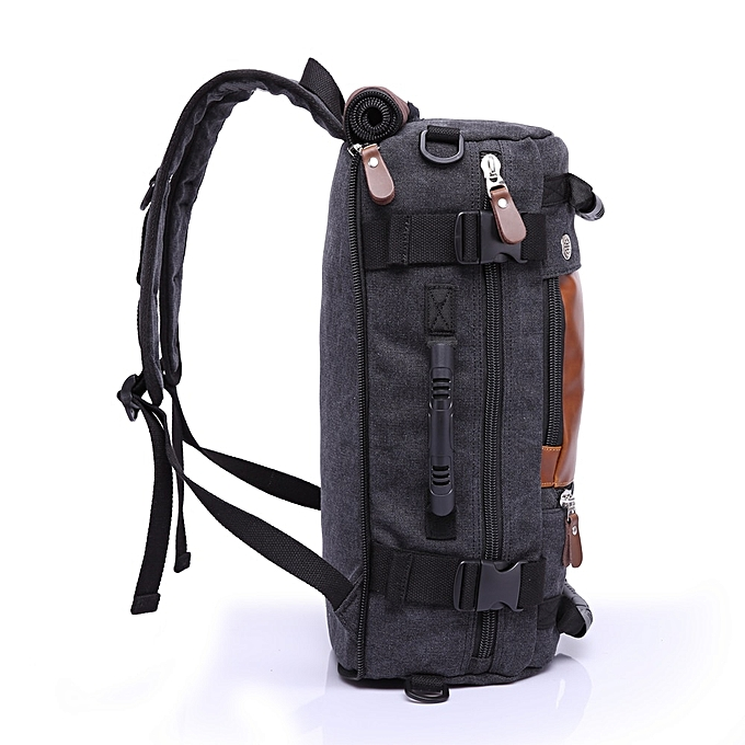 455cdef6650c ... Refined Men Travel Backpack Male Luggage Shoulder Bag Laptop Backpacking  ...