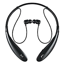 HBS-800 Wireless Bluetooth Headset - Black