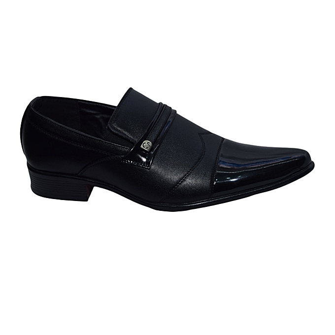 Buy Generic Men Shoes Black Best Price Jumia Kenya