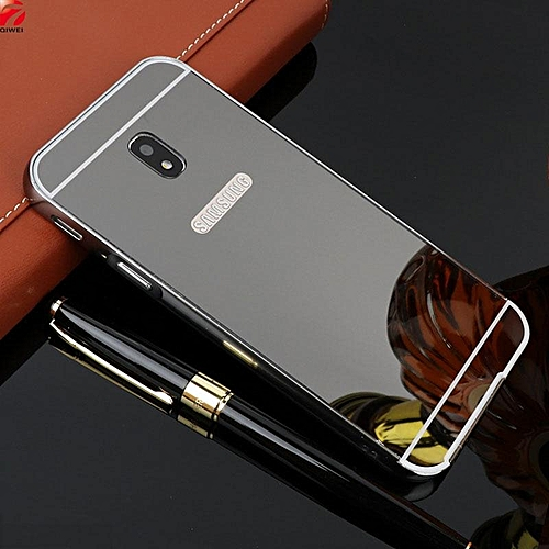new arrivals 6a702 b7040 Galaxy J3 Pro 2017 Case Aluminum Metal Bumper Back Cover Phone Housing For  Samsung Galaxy J3 Pro 2017 J330 Mirror Casing 933842 c-3 (Color:Main ...