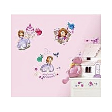 Sofia The First Peel & Stick decals