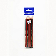 Tradition HB pencils 6's pack