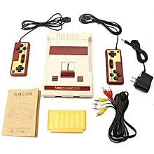 8 Bit 632 Games TV Computer Video Game Gamepad Cartridge Family Console Kid Gift