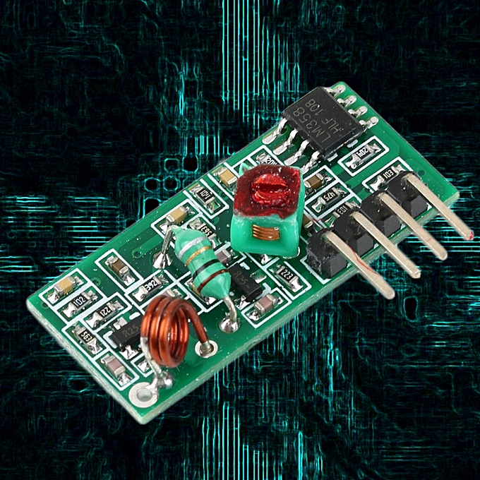 Buy allwin rf transmitter and receiver link kit for
