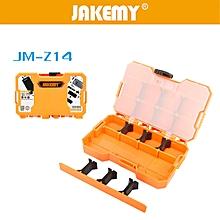 JM - Z14 Plastic Storage Box - Yellow