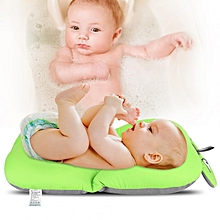 Foldable Non Slip Cute Frog Baby Bath Mat Soft Bathing Cushion Toddler Bathtub Safety Pad #1