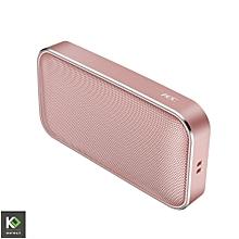 Mini Hi-Fi Bluetooth Speaker - Black