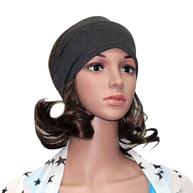 795f29f9e16 Elastic Yoga Sports Headbands For Women Hair Accessories Turban Headwear J