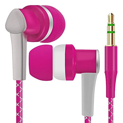 Xiuxingzi_Universal 3.5mm In-Ear Stereo Earbuds Earphone For Cell Phone HOT