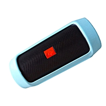 Speaker For JBL Charge2+/Charge2 Bluetooth Speaker Portable Mountaineering Silicone Case-Blue Sky