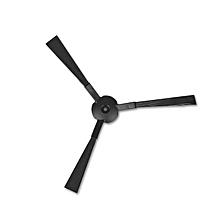 Professional 2PCS Side Brushes for ILIFE V7 / V7s Pro Robot Vacuum Cleaner Supply - Black