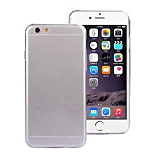 Ultra Thin 0.3mm Clear Soft TPU Cover Case Skin for iPhone 6S plus 5.5Inch-Clear