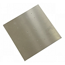 Geeetech® 220*220*3mm MK2 Hotbed Aluminum Plate For Reprap Prusa Mendel 3D Printer