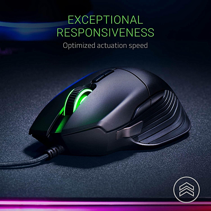 Basilisk-Chroma FPS Gaming Mouse-RZ01-02330100-R3A1 LBQ