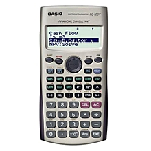 CASIO SCIENTIFIC FINANCIAL CALCULATOR FC-100