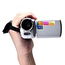 1.8 Inch TFT 4X Digital Zoom Mini Video Camera -Silver
