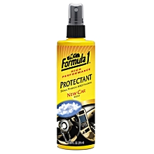 Formula1 High Performance Protectant – New Car Scent Protectant 10/04 oz (315 ml)-Cleans & Protects Car Interiors