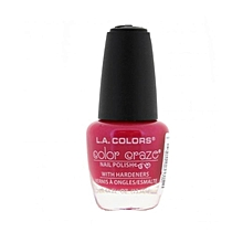 Color Craze Nail Polish - Staycation
