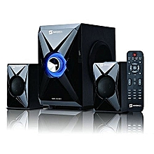 SHT-1157BT Subwoofer With USB,SD,Bluetooth and Digital FM Radio-5700 Watts PMPO