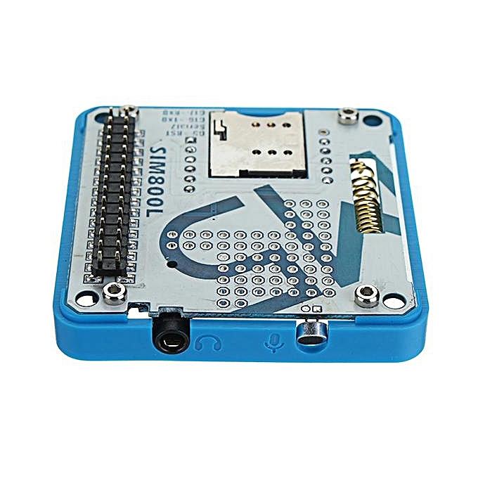 M5stack sim800l module esp32 Arduino GSM GPRS