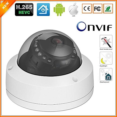 BESDER H 265 5MP 3MP 2MP IP Camera Vandal-proof CCTV Dome Camera XMEye CMS  Video Surveillance Motion Sensor Camera PoE RTSP FTP (DC12V 2MP)(3 6mm)