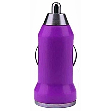 Car Charger - Purple