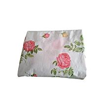 Duvet Cover Set - 4 x 6 - Pink Rose Floral