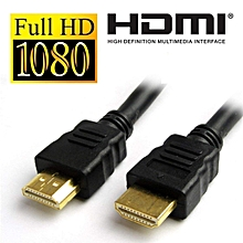 HIGH SPEED HDMI TO HDMI CABLE - 3M