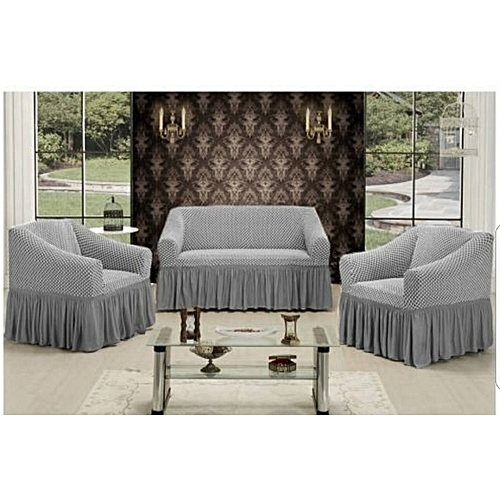 Home Deca Sofa Seat Covers –3+2+1+1 – Tile   Best Price  86384fef8