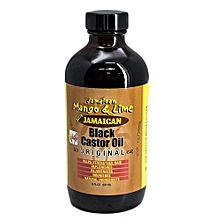 Black Castor Oil  -  8Oz